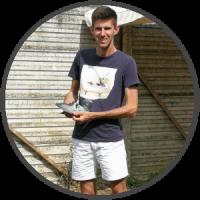 Luca Campanini, il fondatore di Milan Best Pigeons